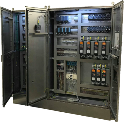Electrical and Pneumatic Control Panels Manufacturer