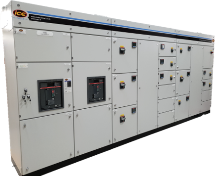 Power Distribution Control Panel Boards